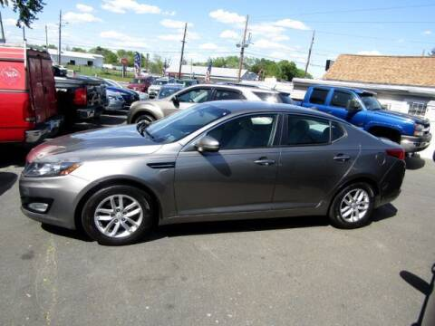 2013 Kia Optima for sale at American Auto Group Now in Maple Shade NJ
