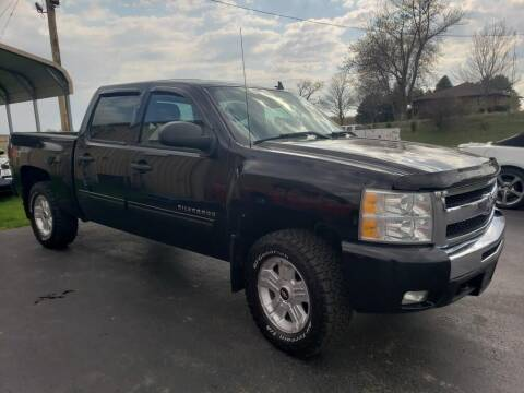 2011 Chevrolet Silverado 1500 for sale at Tumbleson Automotive in Kewanee IL