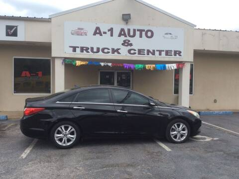 2011 Hyundai Sonata for sale at A-1 AUTO AND TRUCK CENTER in Memphis TN