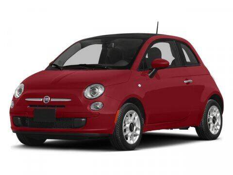 2015 FIAT 500 for sale at Jeremy Sells Hyundai in Edmunds WA
