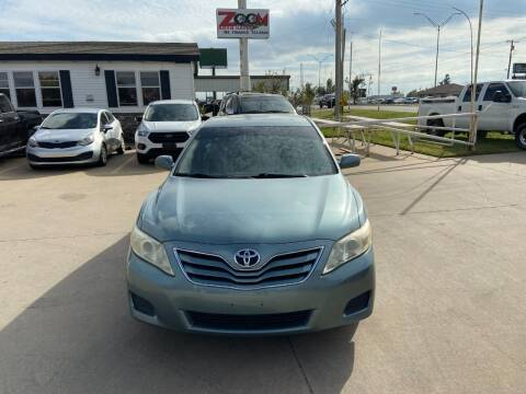 2011 Toyota Camry for sale at Zoom Auto Sales in Oklahoma City OK