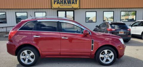 2014 Chevrolet Captiva Sport for sale at Parkway Motors in Springfield IL