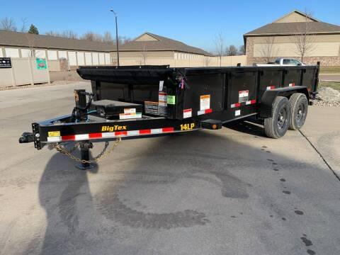 2021 Big Tex 14LP-16 Dump Box #6266 for sale at Prairie Wind Trailers, LLC in Harrisburg SD