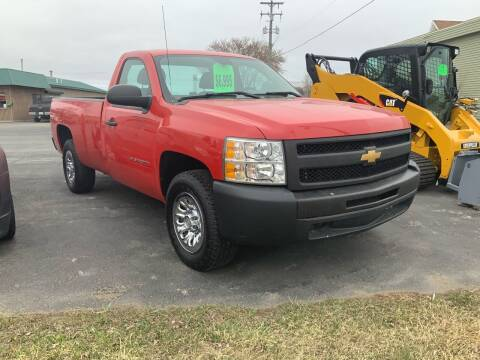 2013 Chevrolet Silverado 1500 for sale at Stein Motors Inc in Traverse City MI