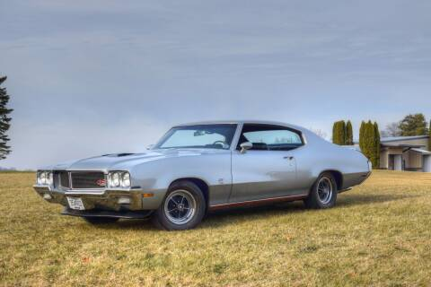 1970 Buick Gran Sport for sale at Hooked On Classics in Watertown MN