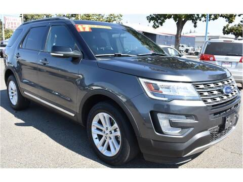 2017 Ford Explorer for sale at ATWATER AUTO WORLD in Atwater CA