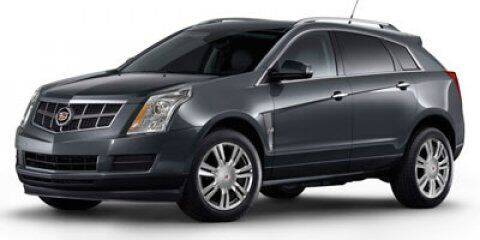 2011 Cadillac SRX for sale at DAVID McDAVID HONDA OF IRVING in Irving TX