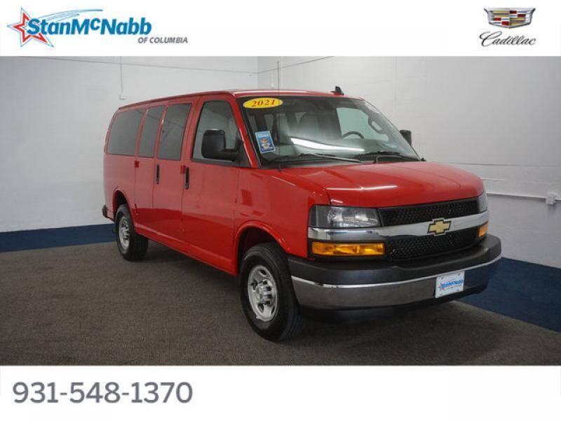 2021 Chevrolet Express Passenger for sale in Columbia, TN