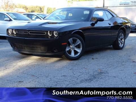 2019 Dodge Challenger for sale at Used Imports Auto - Southern Auto Imports in Stone Mountain GA