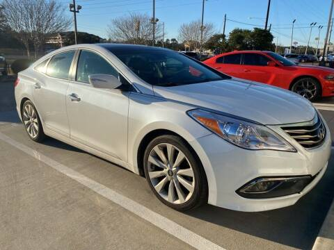 2016 Hyundai Azera for sale at JOE BULLARD USED CARS in Mobile AL