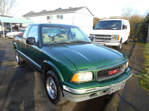 1997 GMC Sonoma for sale at Family Auto Network in Portland OR