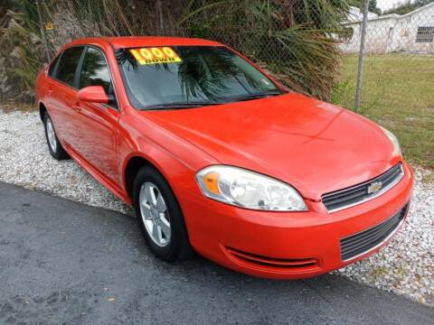2009 Chevrolet Impala for sale at Allen's Friendly Auto Sales in Sanford FL