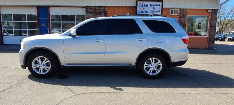 2011 Dodge Durango for sale at Twin City Motors in Grand Forks ND