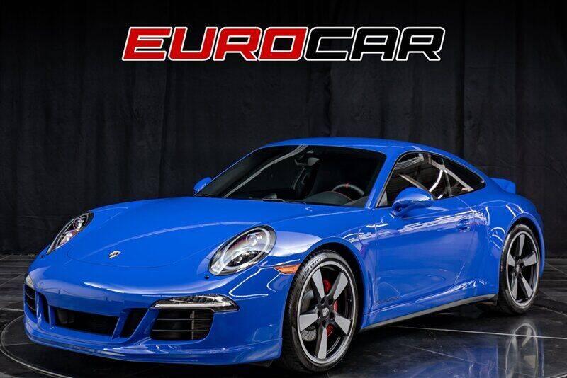 2016 Porsche 911 for sale in Costa Mesa, CA