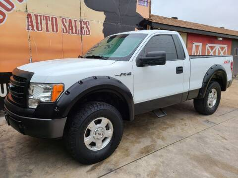 2013 Ford F-150 for sale at Cowboy's Auto Sales in San Antonio TX