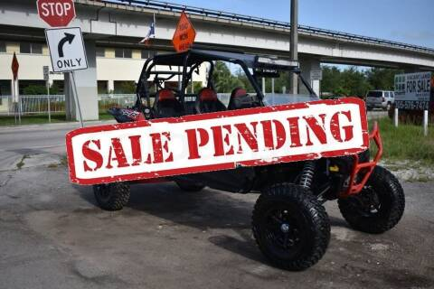 2017 Polaris RZR XP 4 1000 EPS for sale at STS Automotive - Miami, FL in Miami FL