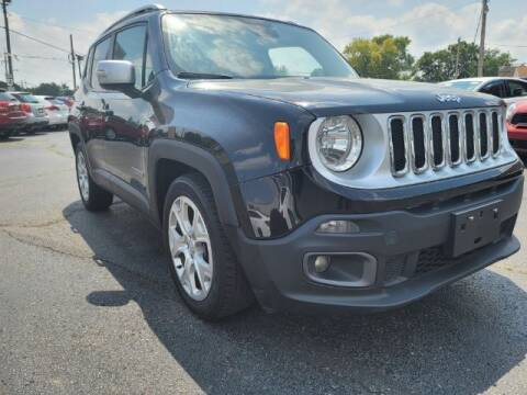 2015 Jeep Renegade for sale at Dixie Automart LLC in Hamilton OH