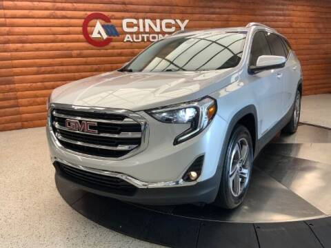 2018 GMC Terrain for sale at Dixie Motors in Fairfield OH
