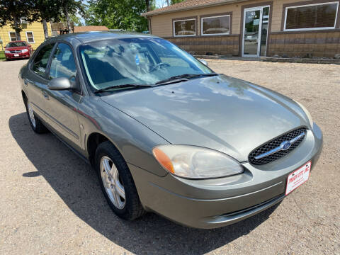 2001 Ford Taurus for sale at Truck City Inc in Des Moines IA
