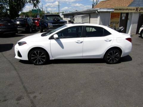 2017 Toyota Corolla for sale at American Auto Group Now in Maple Shade NJ