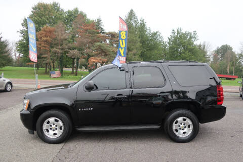 2009 Chevrolet Tahoe for sale at GEG Automotive in Gilbertsville PA