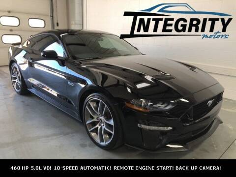 2018 Ford Mustang for sale at Integrity Motors, Inc. in Fond Du Lac WI