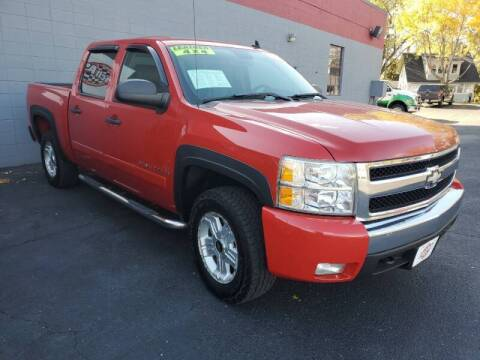 2008 Chevrolet Silverado 1500 for sale at Stach Auto in Edgerton WI