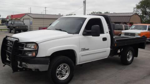 2006 Chevrolet Silverado 2500HD for sale at 277 Motors in Hawley TX