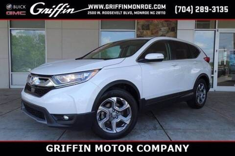 2019 Honda CR-V for sale at Griffin Buick GMC in Monroe NC