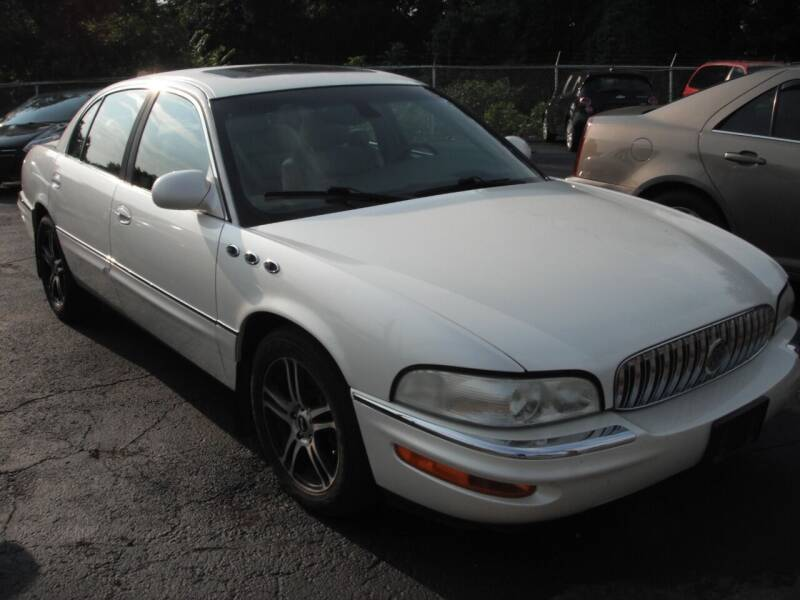2003 Buick Park Avenue for sale at Collector Car Co in Zanesville OH