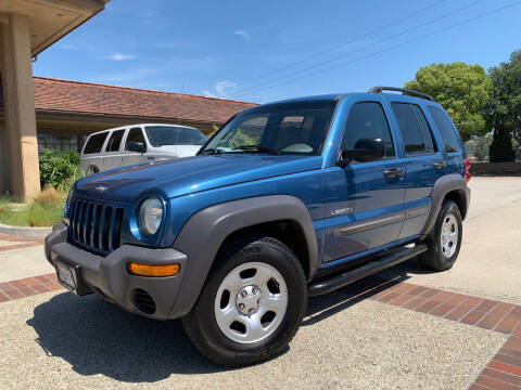 2004 Jeep Liberty for sale at Auto Hub, Inc. in Anaheim CA