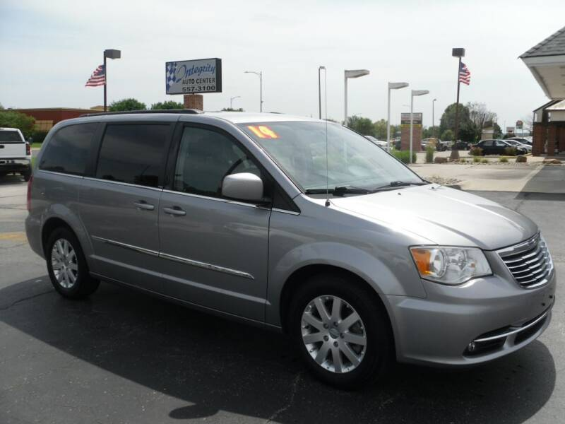 2014 Chrysler Town and Country for sale at Integrity Auto Center in Paola KS