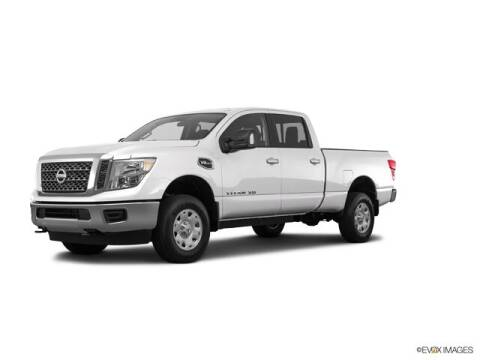 2017 Nissan Titan XD for sale at Rick Hill Auto Credit in Dyersburg TN