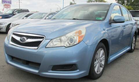 2010 Subaru Legacy for sale at Express Auto Sales in Lexington KY