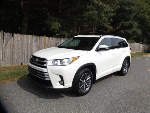 2018 Toyota Highlander for sale at Wayland Automotive in Wayland MA
