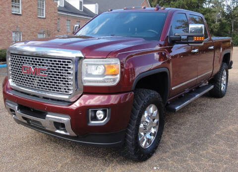 2015 GMC Sierra 2500HD for sale at JACKSON LEASE SALES & RENTALS in Jackson MS