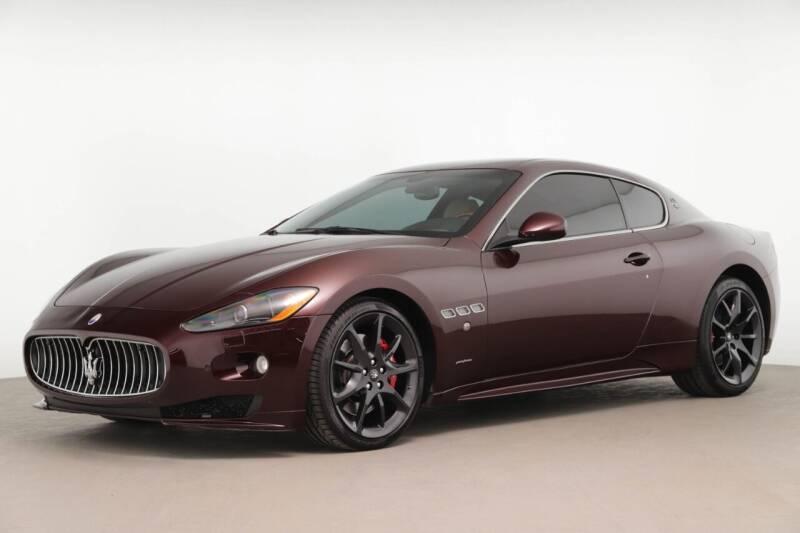 2012 Maserati GranTurismo for sale at At My Garage Motors in Arvada CO