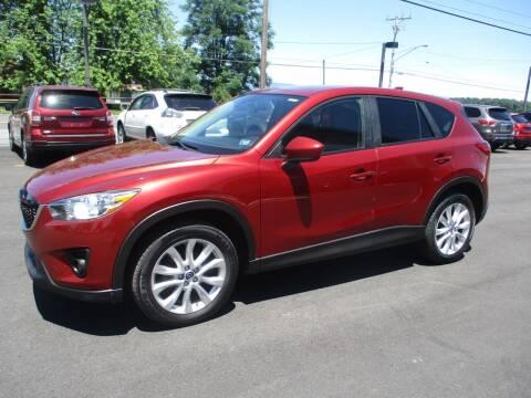 2013 Mazda CX-5 for sale at FINAL DRIVE AUTO SALES INC in Shippensburg PA