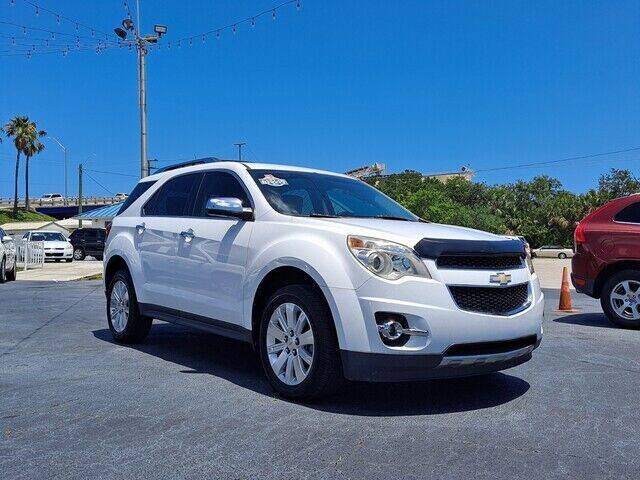2011 Chevrolet Equinox for sale at Select Autos Inc in Fort Pierce FL