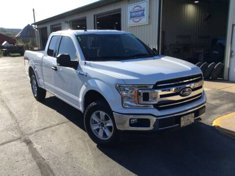 2018 Ford F-150 for sale at TRI-STATE AUTO OUTLET CORP in Hokah MN