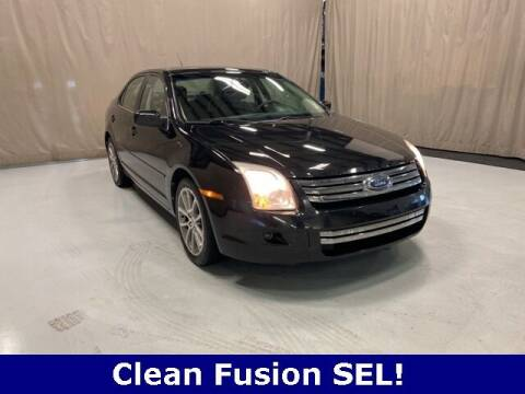2009 Ford Fusion for sale at Vorderman Imports in Fort Wayne IN