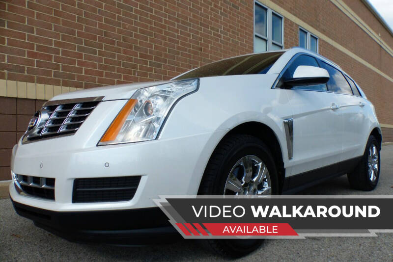 2016 Cadillac SRX for sale at Macomb Automotive Group in New Haven MI