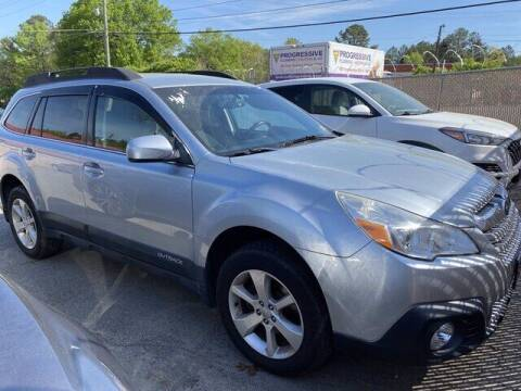 2014 Subaru Outback for sale at CBS Quality Cars in Durham NC