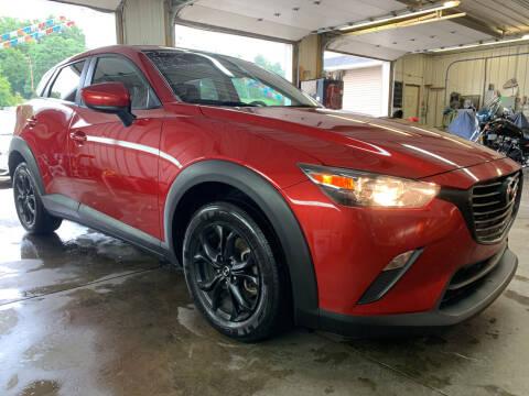 2016 Mazda CX-3 for sale at Ankrom Auto in Cambridge OH