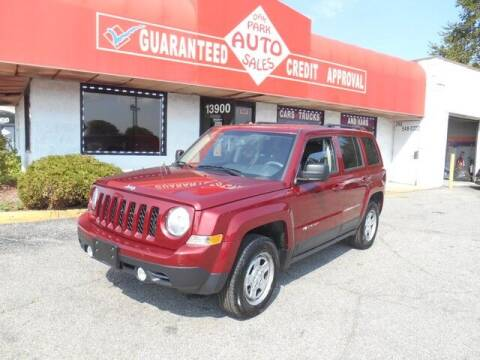 2017 Jeep Patriot for sale at Oak Park Auto Sales in Oak Park MI