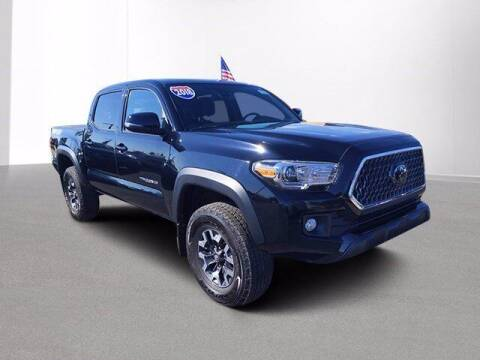 2018 Toyota Tacoma for sale at Jimmys Car Deals in Livonia MI