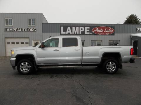 2015 GMC Sierra 3500HD for sale at Lampe Auto Sales in Merrill IA