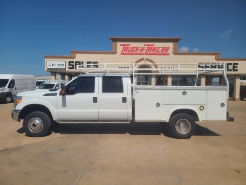 2016 Ford F-350 Super Duty for sale at TRUCK N TRAILER in Oklahoma City OK