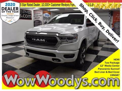 2019 RAM Ram Pickup 1500 for sale at WOODY'S AUTOMOTIVE GROUP in Chillicothe MO