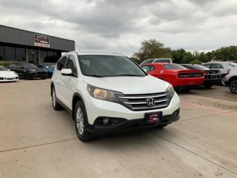 2014 Honda CR-V for sale at KIAN MOTORS INC in Plano TX